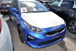 Kia Ceed. BLUE FLAME (B3L)