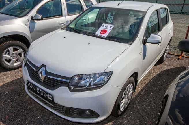 Renault Sandero, 2018 год, 614 990 руб.