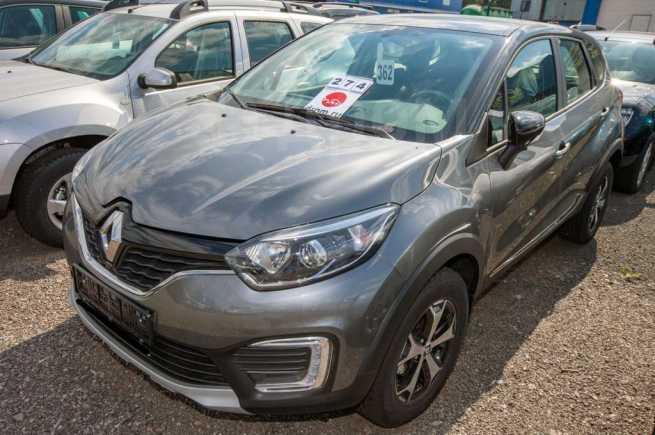 Renault Kaptur, 2018 год, 1 179 990 руб.