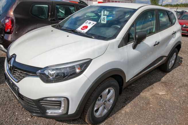 Renault Kaptur, 2018 год, 984 990 руб.