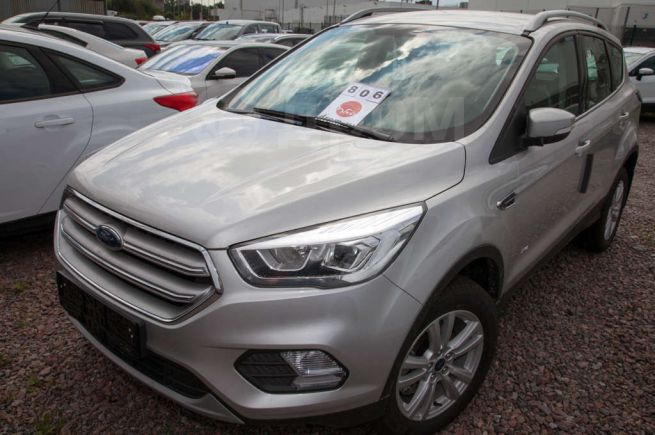 Ford Kuga, 2018 год, 1 758 000 руб.