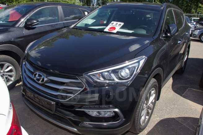 Hyundai Santa Fe, 2018 год, 2 212 500 руб.