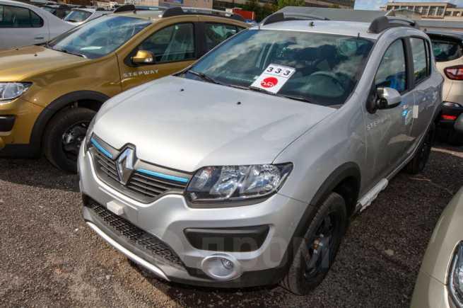 Renault Sandero Stepway, 2018 год, 771 990 руб.