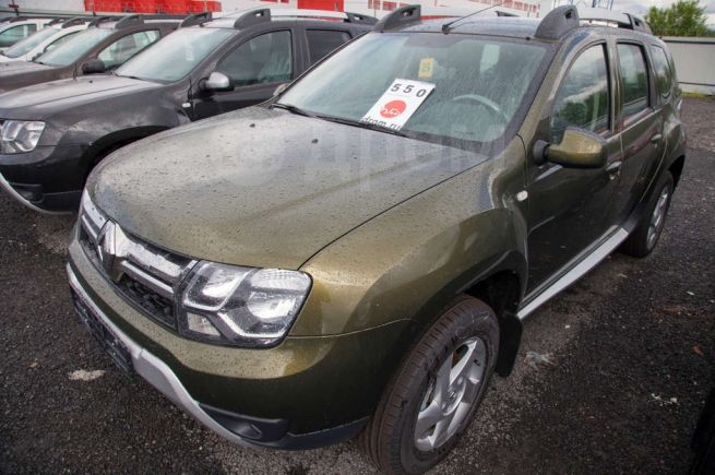 Renault Duster, 2018 год, 1 018 980 руб.