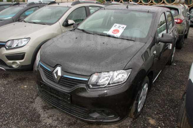 Renault Logan, 2018 год, 597 990 руб.