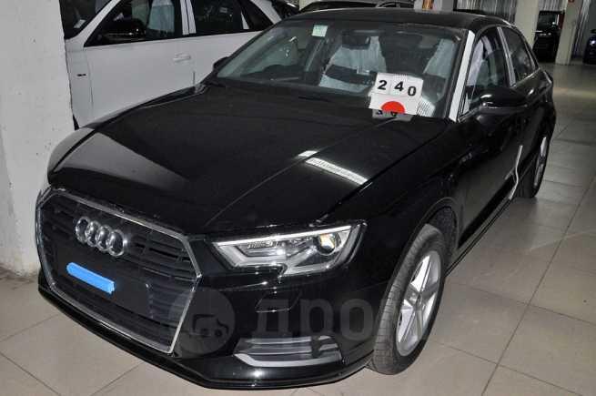 Audi A3, 2018 год, 1 598 000 руб.