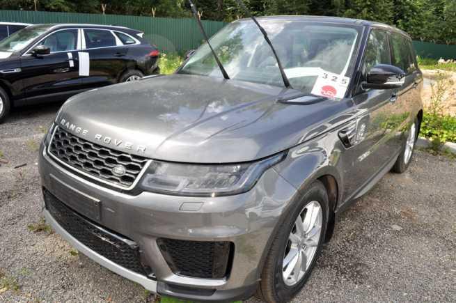 Land Rover Range Rover Sport, 2018 год, 5 910 000 руб.