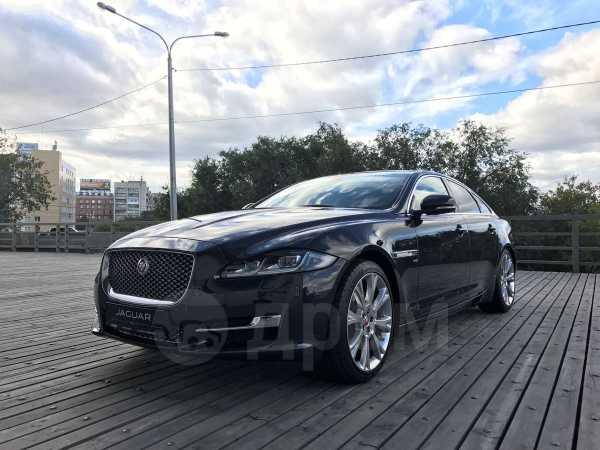 Jaguar XJ, 2017 год, 7 496 000 руб.