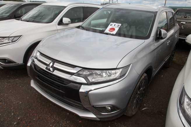 Mitsubishi Outlander, 2018 год, 1 952 000 руб.