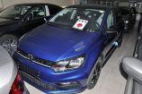 Volkswagen Polo. СИНИЙ «MEER» (F4F4)