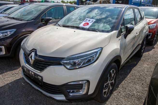 Renault Kaptur, 2018 год, 1 282 980 руб.