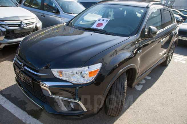Mitsubishi ASX, 2018 год, 1 530 000 руб.
