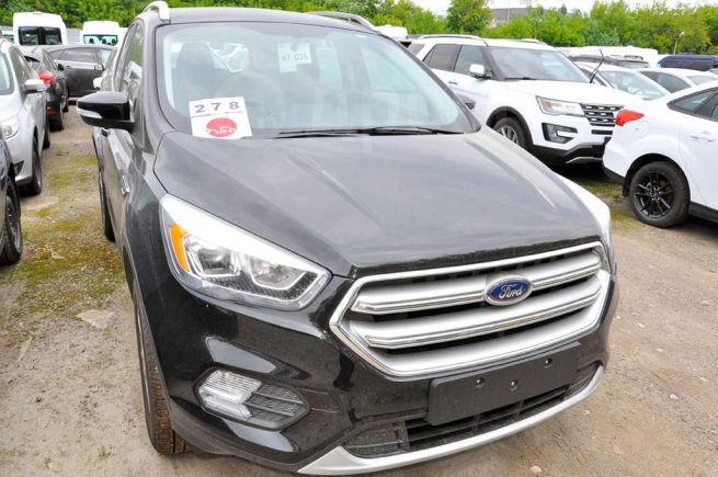Ford Kuga, 2018 год, 1 737 000 руб.