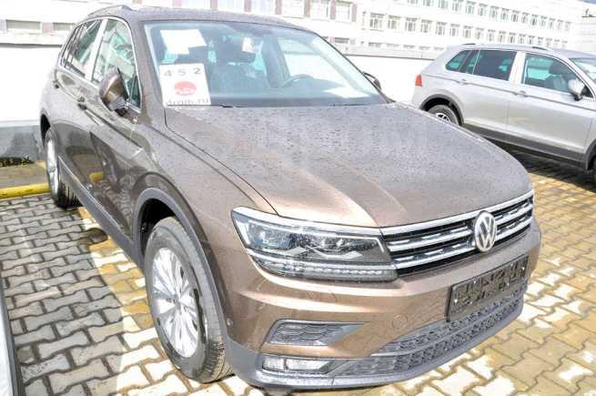 Volkswagen Tiguan, 2018 год, 2 197 290 руб.