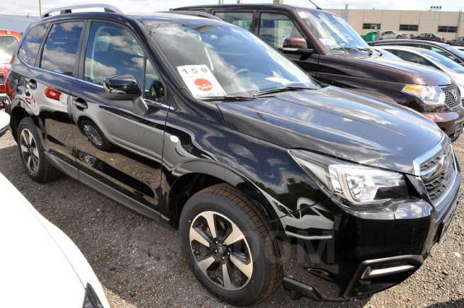 Subaru Forester, 2018 год, 2 099 900 руб.
