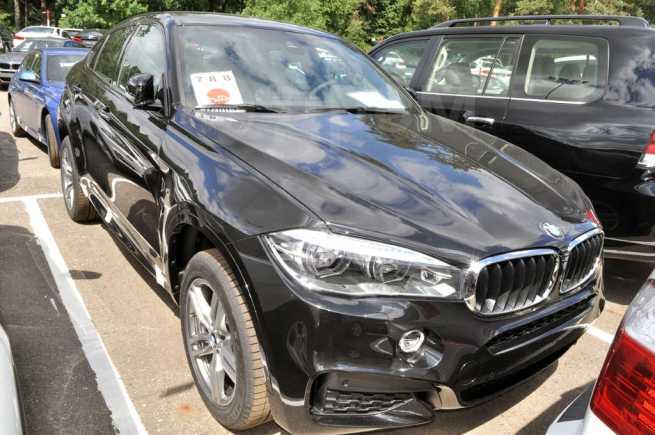 BMW X6, 2018 год, 4 827 000 руб.