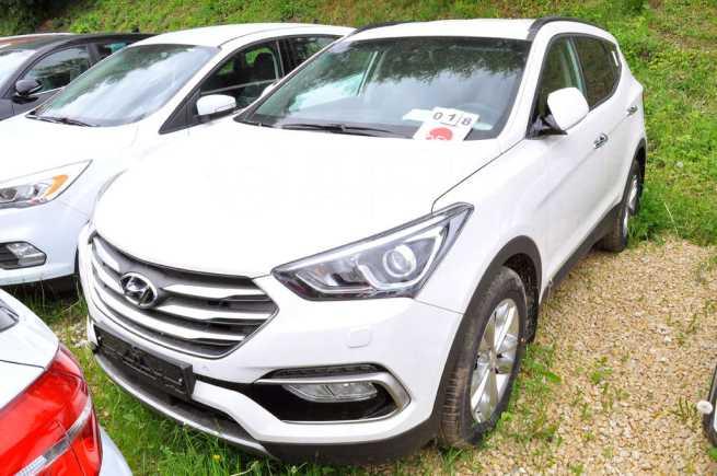 Hyundai Santa Fe, 2018 год, 2 549 000 руб.