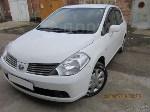 Nissan Tiida Latio, 2006 год, 359 000 руб.
