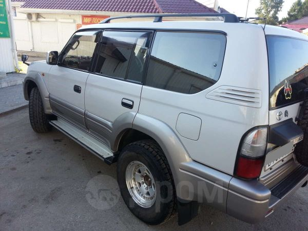 Toyota Land Cruiser Prado, 2000 год, 750 000 руб.
