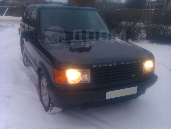 Land Rover Range Rover, 1996 год, 320 000 руб.