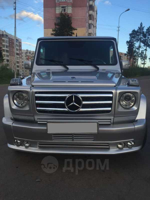 Mercedes-Benz G-Class, 2001 год, 1 200 000 руб.