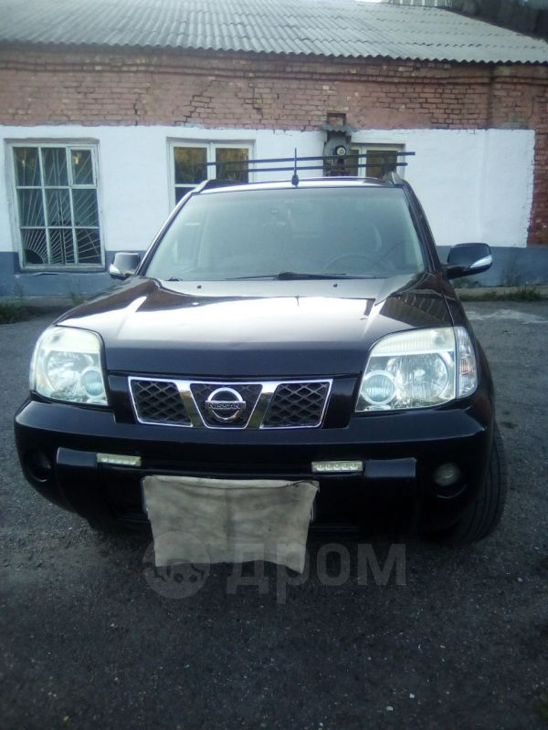 Nissan X-Trail, 2007 год, 645 000 руб.