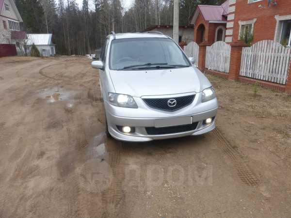 Mazda MPV, 1999 год, 180 000 руб.