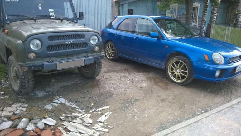 Subaru Impreza, 2001 год, 480 000 руб.