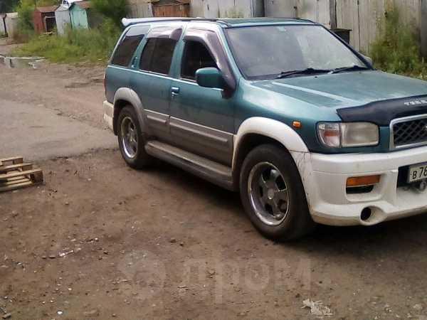 Nissan Terrano, 2000 год, 380 000 руб.