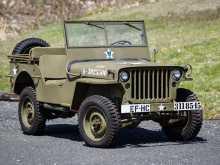 Новосибирск Jeep 1943