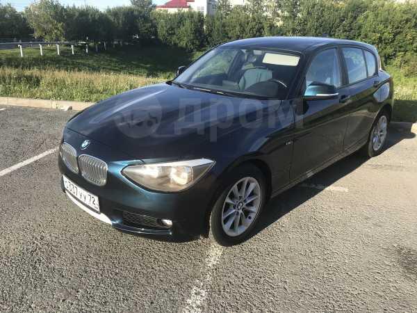 BMW 1-Series, 2012 год, 899 000 руб.
