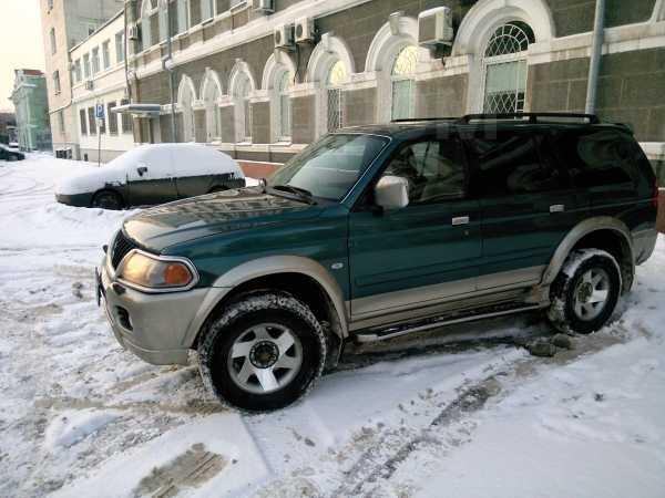 Mitsubishi Pajero Sport, 2002 год, 449 999 руб.
