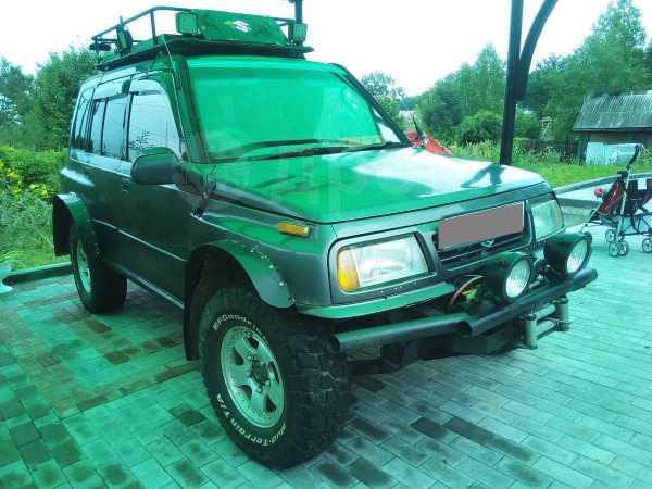 Suzuki Escudo, 1992 год, 275 000 руб.