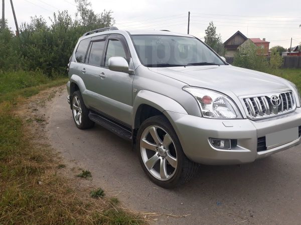 Toyota Land Cruiser Prado, 2007 год, 1 355 000 руб.