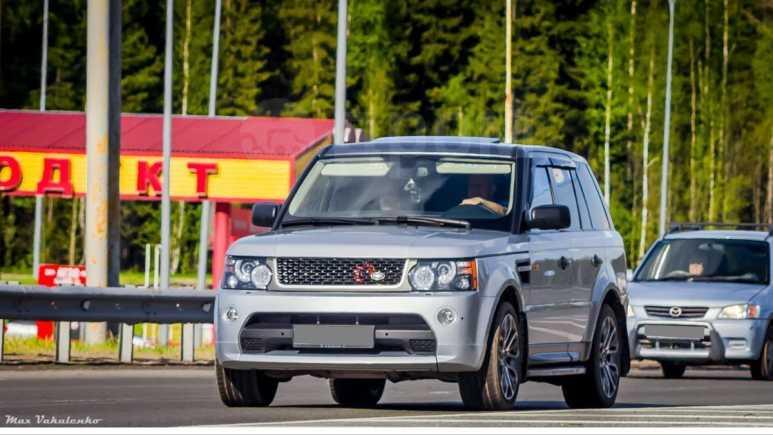 Land Rover Range Rover Sport, 2006 год, 900 000 руб.