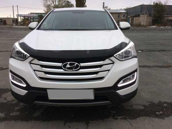 Hyundai Santa Fe, 2014 год, 1 405 000 руб.