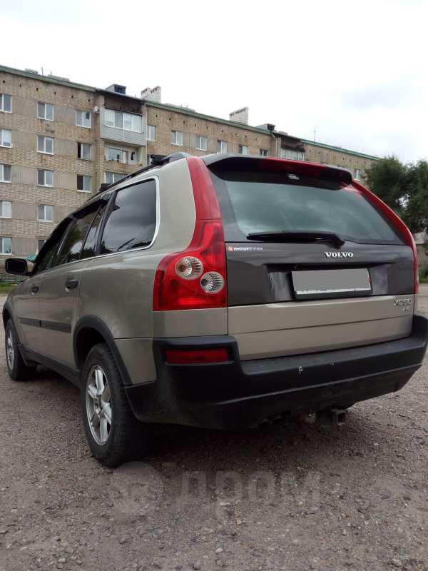 Volvo XC90, 2003 год, 670 000 руб.