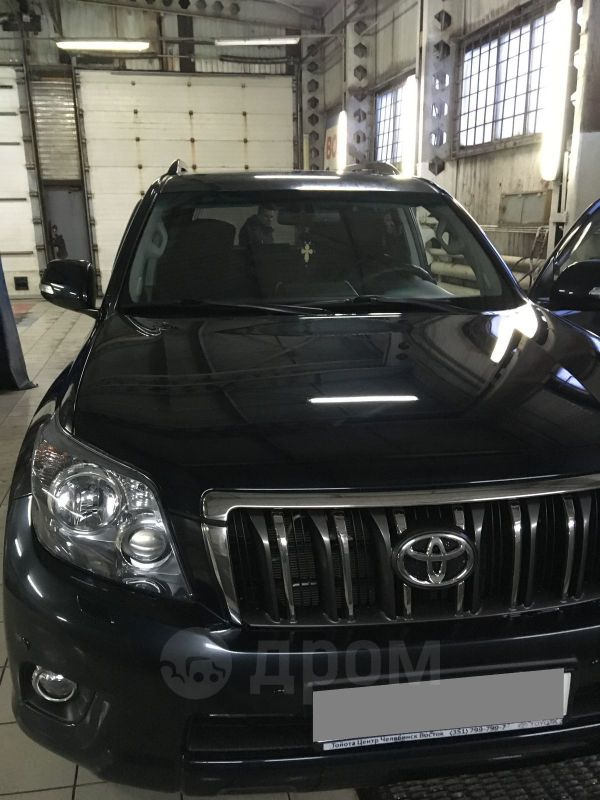 Toyota Land Cruiser Prado, 2011 год, 2 100 000 руб.
