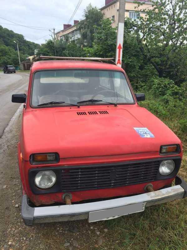 Лада 4x4 2121 Нива, 1992 год, 45 000 руб.