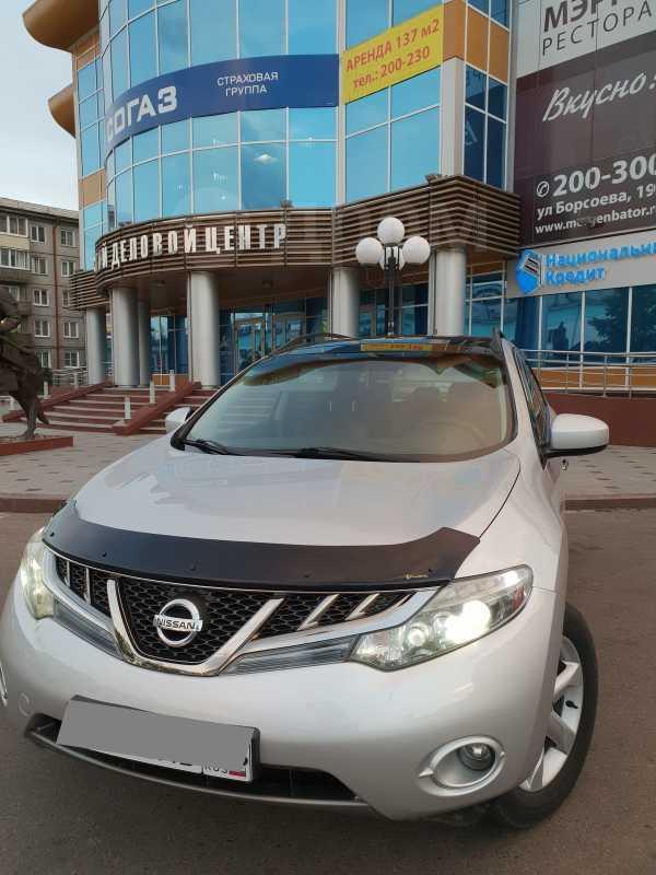 Nissan Murano, 2009 год, 840 000 руб.