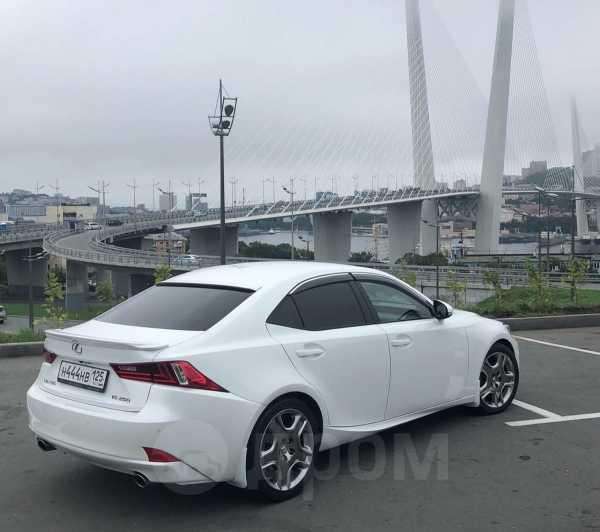 Lexus IS250, 2013 год, 1 530 000 руб.