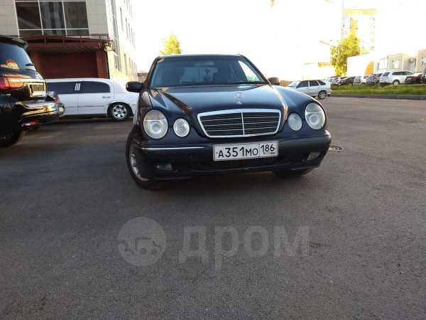 Mercedes-Benz E-Class, 2001 год, 220 000 руб.