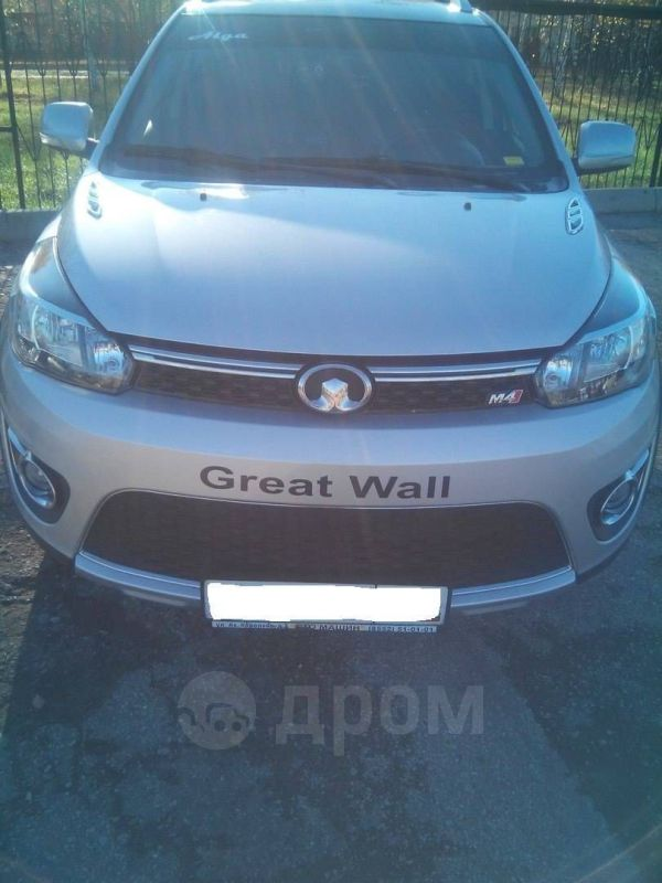 Great Wall Hover M4, 2014 год, 496 000 руб.