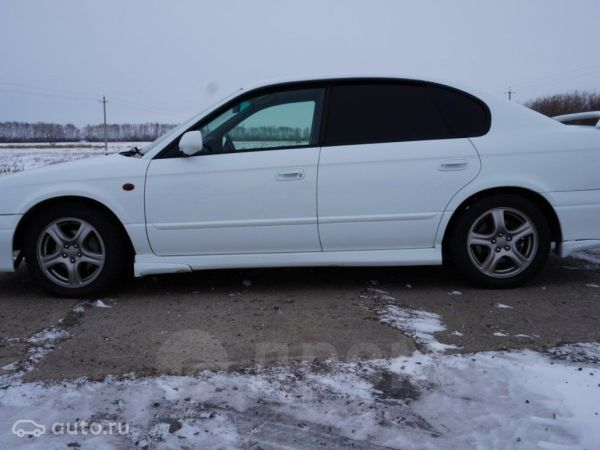 Subaru Legacy B4, 2001 год, 290 000 руб.