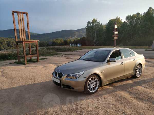 BMW 5-Series, 2006 год, 555 000 руб.