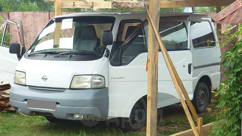 Nissan Vanette, 2002 год, 185 000 руб.