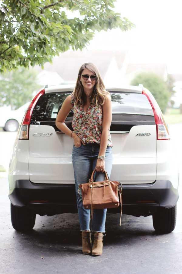 Honda CR-V, 2013 год, 1 449 999 руб.