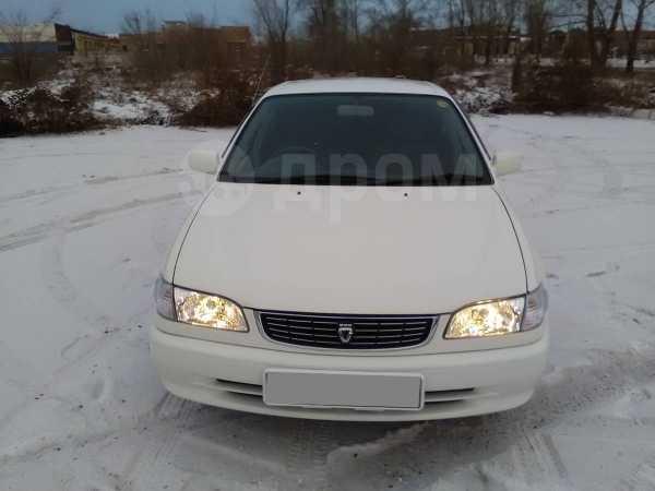 Toyota Corolla, 1998 год, 216 000 руб.