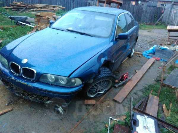 BMW 5-Series, 2002 год, 250 000 руб.