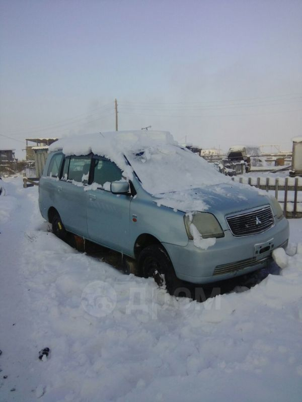 Mitsubishi Dion, 2000 год, 100 000 руб.